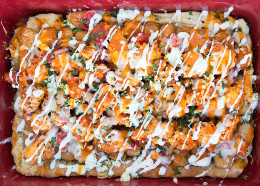 5 quick and easy 30 minute meals farm rich buffalo chicken pizza forumfinder Images